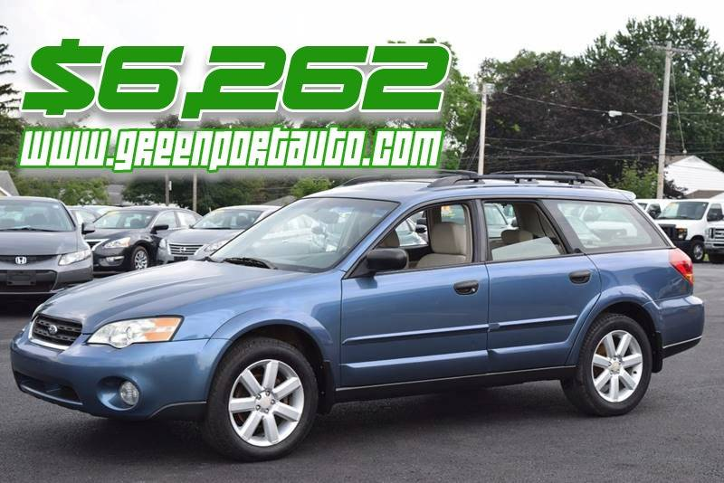 2006 subaru outback in hudson ny greenport auto. Black Bedroom Furniture Sets. Home Design Ideas