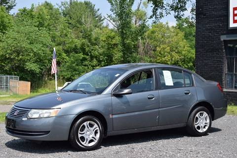 2005 Saturn Ion for sale at GREENPORT AUTO in Hudson NY