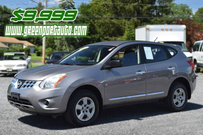 2011 nissan rogue s in hudson ny greenport auto. Black Bedroom Furniture Sets. Home Design Ideas
