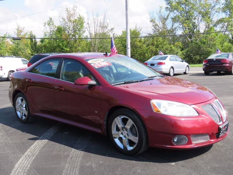 2009 Pontiac G6 for sale at GREENPORT AUTO in Hudson NY