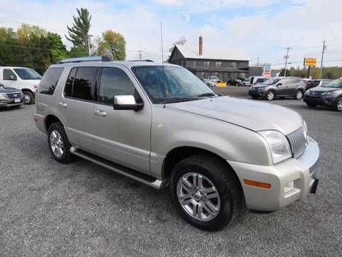 2007 Mercury Mountaineer for sale in Hudson, NY
