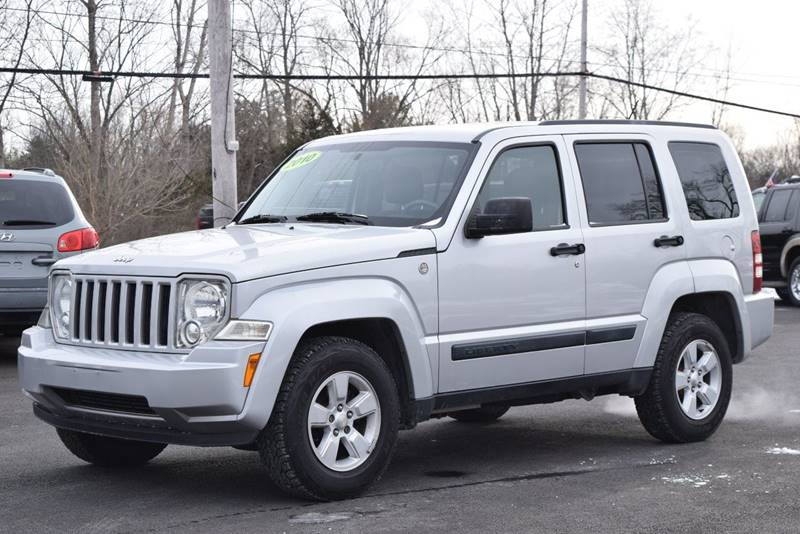 Great 2010 Jeep Liberty For Sale At GREENPORT AUTO In Hudson NY