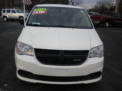 2012 RAM C/V for sale at GREENPORT AUTO in Hudson NY