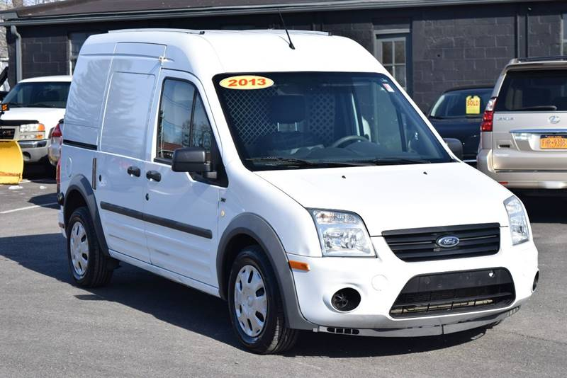 2013 Ford Transit Connect Cargo Van Xlt In Hudson Ny Greenport Auto