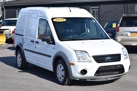 2013 Ford Transit Connect for sale at GREENPORT AUTO in Hudson NY