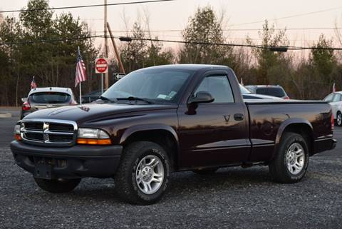 2004 Dodge Dakota for sale at GREENPORT AUTO in Hudson NY