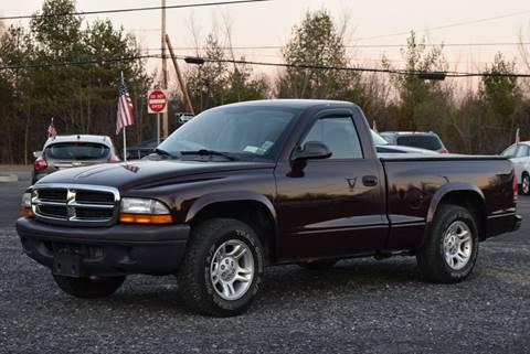 2004 Dodge Dakota for sale at GREENPORT AUTO in Hudson NY