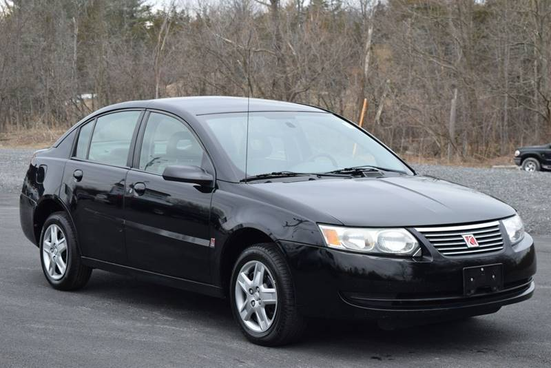 2006 saturn ion 2 in hudson ny greenport auto. Black Bedroom Furniture Sets. Home Design Ideas