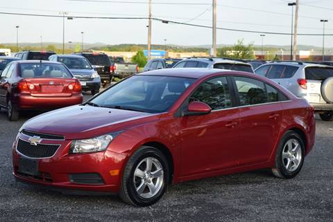2011 Chevrolet Cruze for sale at GREENPORT AUTO in Hudson NY