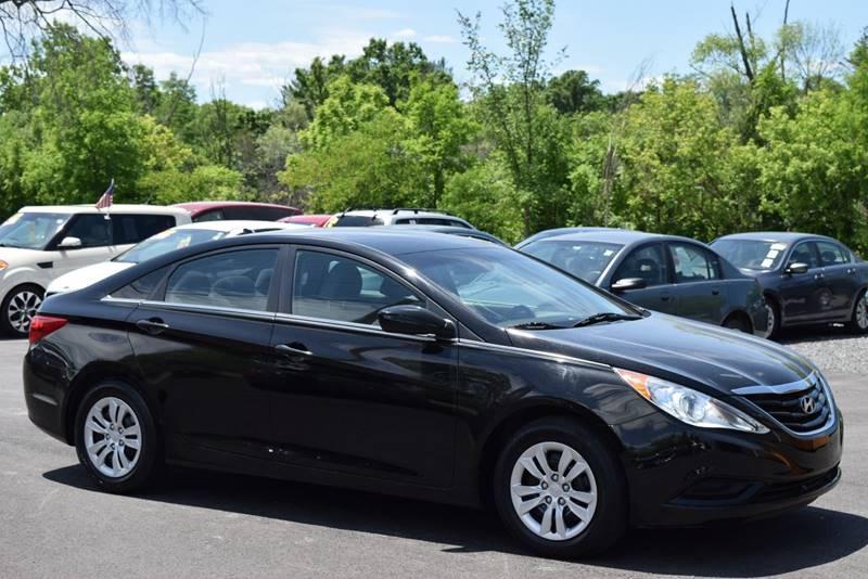 2011 Hyundai Sonata for sale at GREENPORT AUTO in Hudson NY