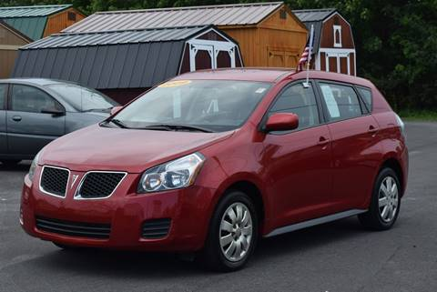 2009 Pontiac Vibe for sale at GREENPORT AUTO in Hudson NY