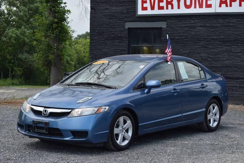2009 Honda Civic for sale at GREENPORT AUTO in Hudson NY