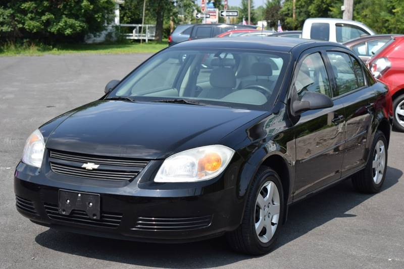 2007 Chevrolet Cobalt for sale at GREENPORT AUTO in Hudson NY