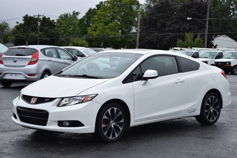2013 Honda Civic For Sale At GREENPORT AUTO In Hudson NY