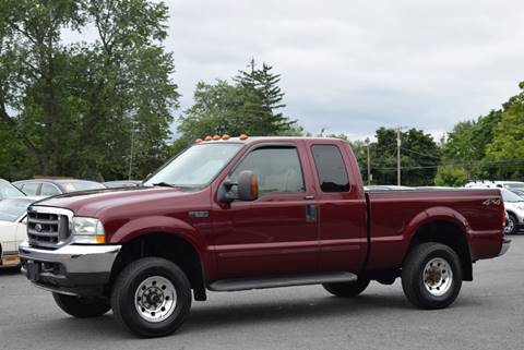 2004 Ford F-250 Super Duty for sale at GREENPORT AUTO in Hudson NY