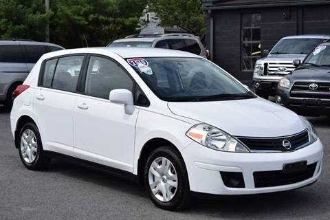 2010 Nissan Versa for sale at GREENPORT AUTO in Hudson NY