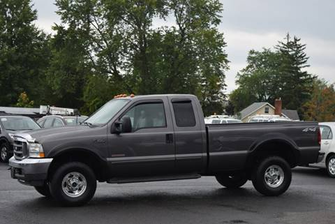 2003 Ford F-350 Super Duty for sale at GREENPORT AUTO in Hudson NY