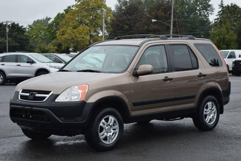 2004 Honda CR V For Sale At GREENPORT AUTO In Hudson NY