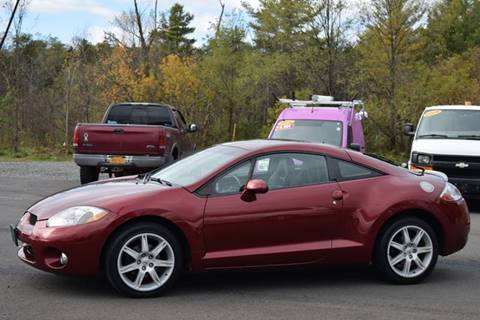 2007 Mitsubishi Eclipse for sale at GREENPORT AUTO in Hudson NY