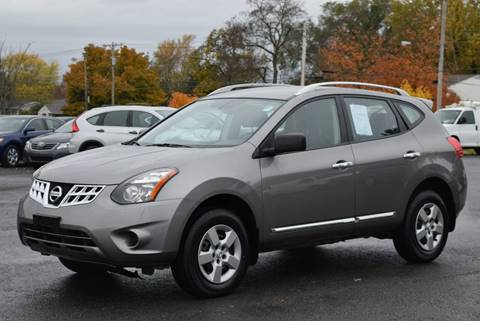 2014 Nissan Rogue Select for sale at GREENPORT AUTO in Hudson NY
