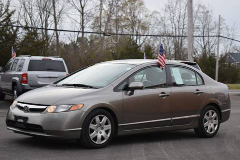 2006 Honda Civic for sale at GREENPORT AUTO in Hudson NY