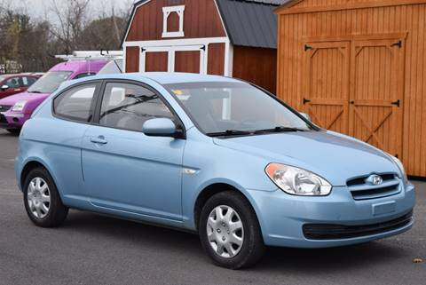 2010 Hyundai Accent for sale at GREENPORT AUTO in Hudson NY