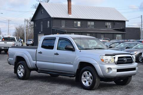 2007 Toyota Tacoma for sale at GREENPORT AUTO in Hudson NY