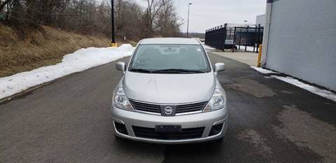 2009 Nissan Versa for sale at GREENPORT AUTO in Hudson NY