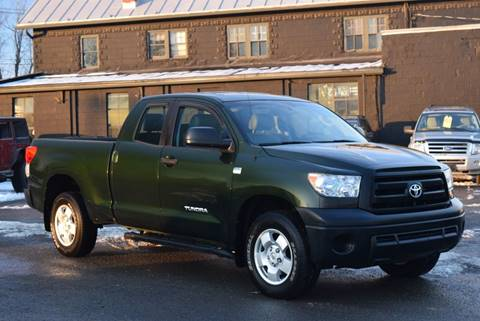 2010 Toyota Tundra for sale at GREENPORT AUTO in Hudson NY