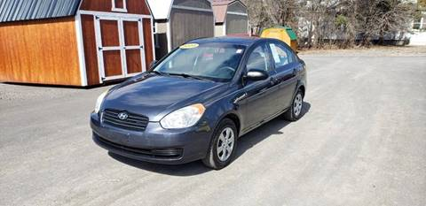 2009 Hyundai Accent for sale at GREENPORT AUTO in Hudson NY