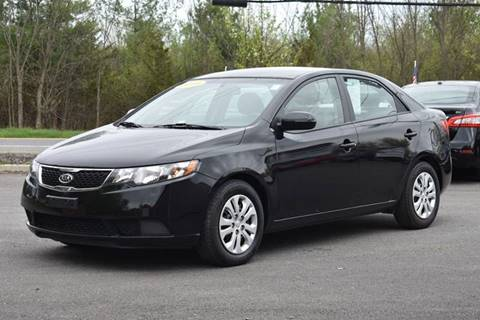 2011 Kia Forte for sale at GREENPORT AUTO in Hudson NY