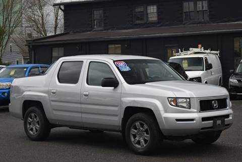 2007 Honda Ridgeline for sale at GREENPORT AUTO in Hudson NY
