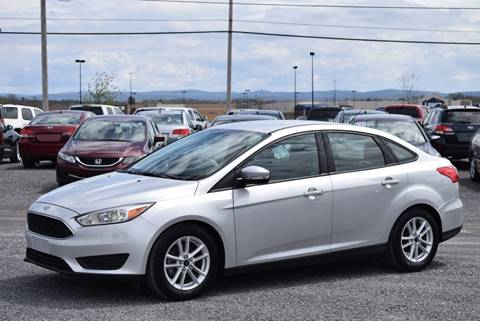 2016 Ford Focus for sale at GREENPORT AUTO in Hudson NY