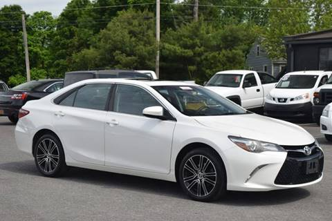 2016 Toyota Camry for sale at GREENPORT AUTO in Hudson NY