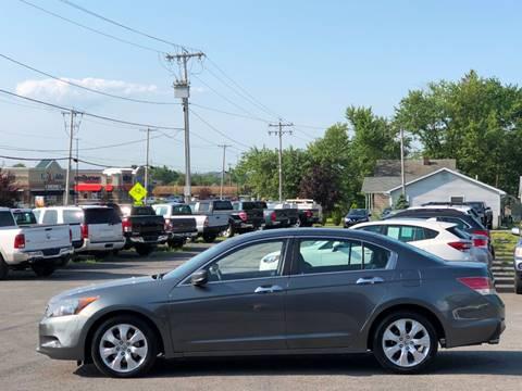 2010 Honda Accord for sale at GREENPORT AUTO in Hudson NY