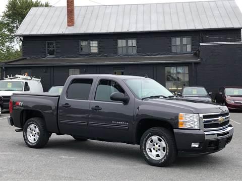 2011 Chevrolet Silverado 1500 for sale at GREENPORT AUTO in Hudson NY