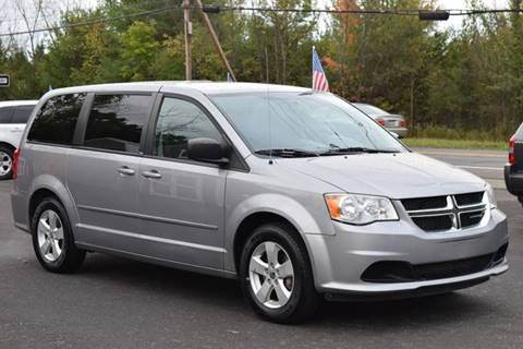 2013 Dodge Grand Caravan for sale at GREENPORT AUTO in Hudson NY