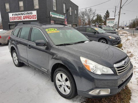 2012 Subaru Outback for sale at GREENPORT AUTO in Hudson NY