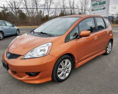 2010 Honda Fit for sale at GREENPORT AUTO in Hudson NY