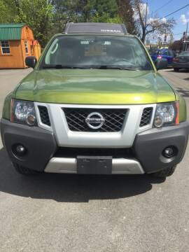 2012 Nissan Xterra for sale at GREENPORT AUTO in Hudson NY