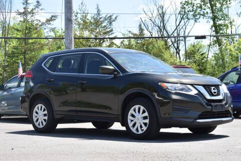 2017 Nissan Rogue for sale at GREENPORT AUTO in Hudson NY