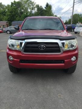 2006 Toyota Tacoma for sale at GREENPORT AUTO in Hudson NY