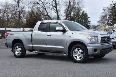 2007 Toyota Tundra for sale at GREENPORT AUTO in Hudson NY