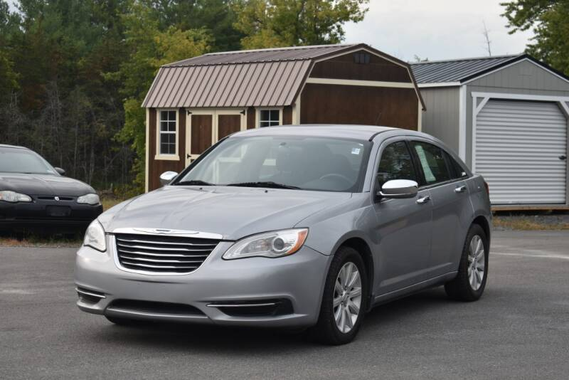 2013 Chrysler 200 for sale at GREENPORT AUTO in Hudson NY