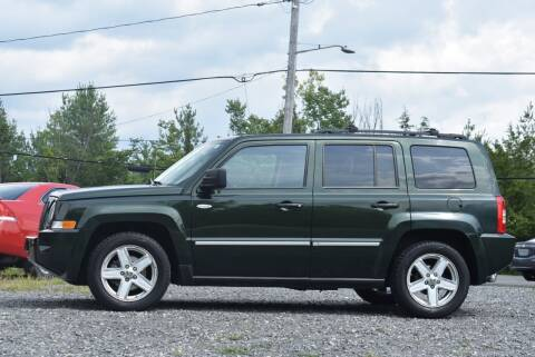 2010 Jeep Patriot for sale at GREENPORT AUTO in Hudson NY