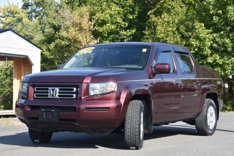 2008 Honda Ridgeline for sale at GREENPORT AUTO in Hudson NY