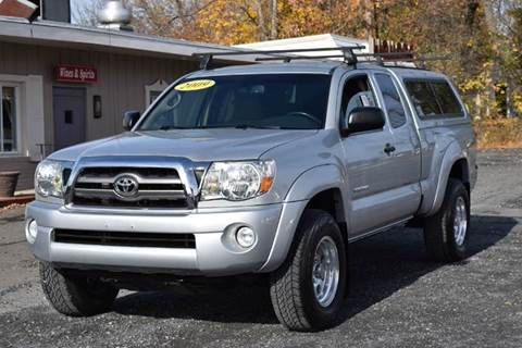 2009 Toyota Tacoma for sale at GREENPORT AUTO in Hudson NY