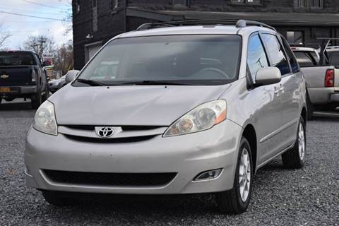 2006 Toyota Sienna for sale at GREENPORT AUTO in Hudson NY