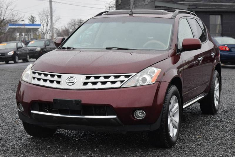 Lovely 2006 Nissan Murano For Sale At GREENPORT AUTO In Hudson NY