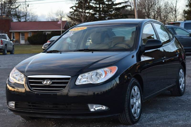 2008 Hyundai Elantra For Sale At GREENPORT AUTO In Hudson NY